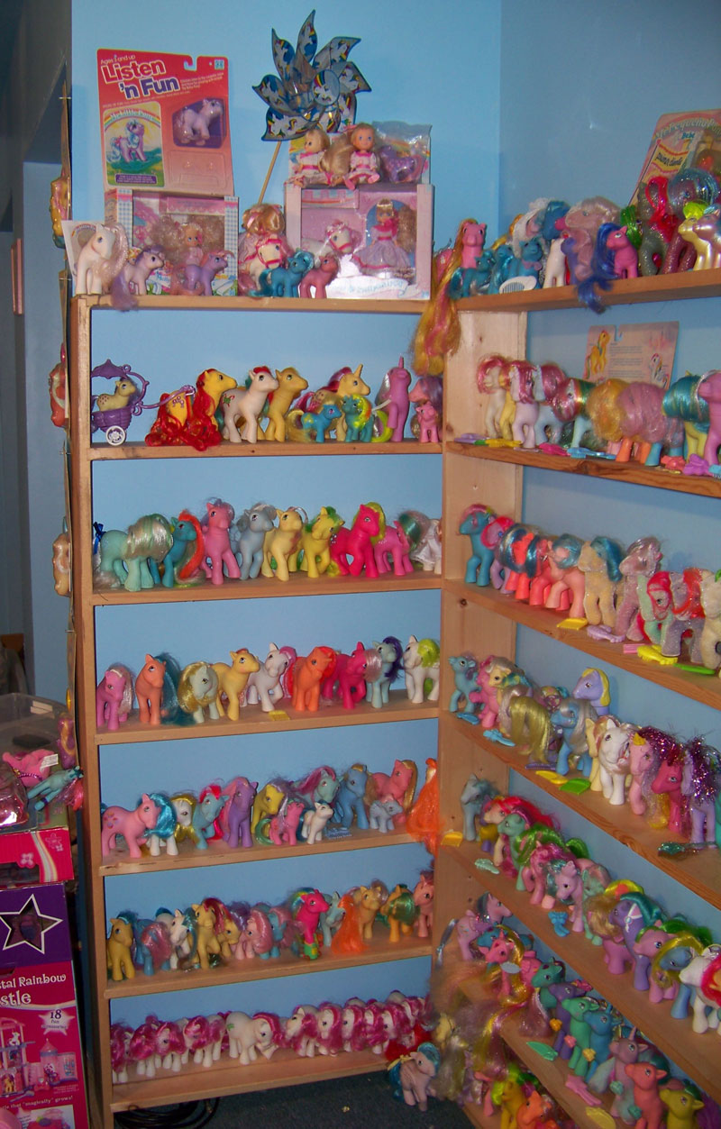 My Little Pony Arena Forums Talk Corral Room Organization Ideas